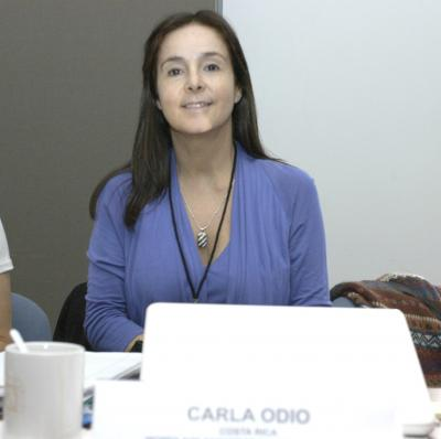 Carla Odio Pérez